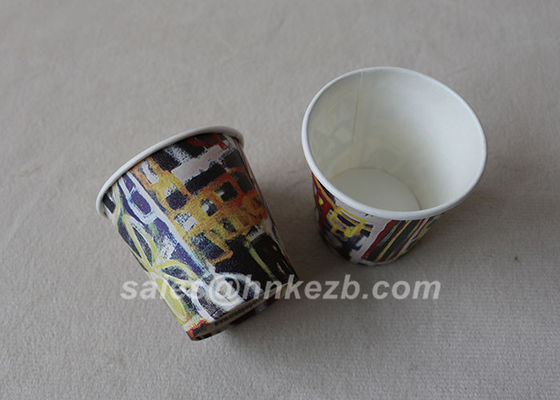 Chine 12oz 380ml vendant les tasses de papier/la tasse de papier café à mur unique jetable usine
